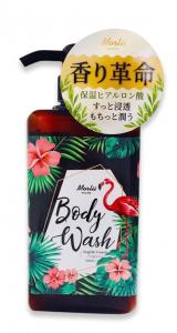 茉爾麗 英國小蒼蘭香氛沐浴露 Morlii English Freesia Fragrance Body Wash-方